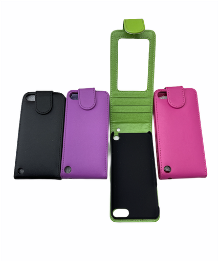 [BC-31557] Coco Flip Wallet /w Card Slots | Apple iPod Touch 5/6