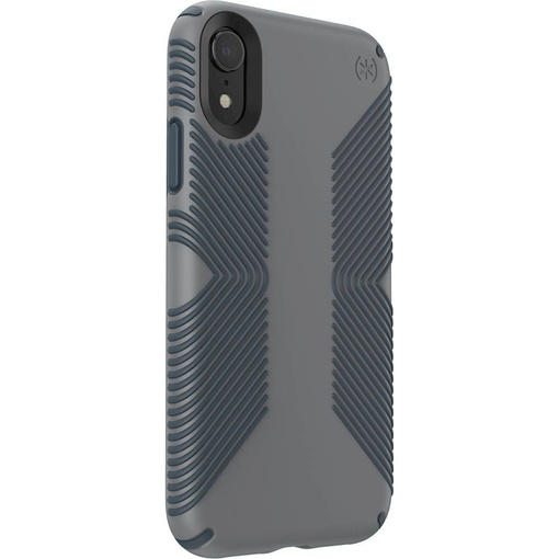 [117124-5731] Speck Presidio Grip | iPhone X/Xs - Grey/Black